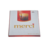 Storck Merci Finest Assortment of European Chocolates Product of Germany 7 oz
