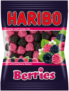 Haribo Berries Gummies Product of Germany 200 g