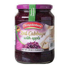 Load image into Gallery viewer, Hengstenberg All Natural Red Cabbage with Apple 24 oz