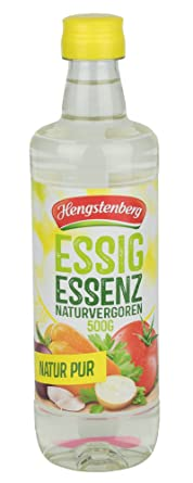 Hengstenberg Essig-Essenz Vinegar 500 g