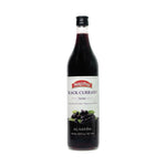 Marco Polo All Natural Black Currant Syrup Product of Slovenia 33.8 oz