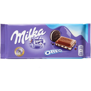 Milka Oreo Product of Germany 3.52 oz