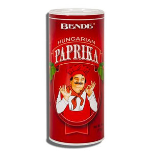Bende Paprika Gourmet Quality Product of Hungary 6 oz
