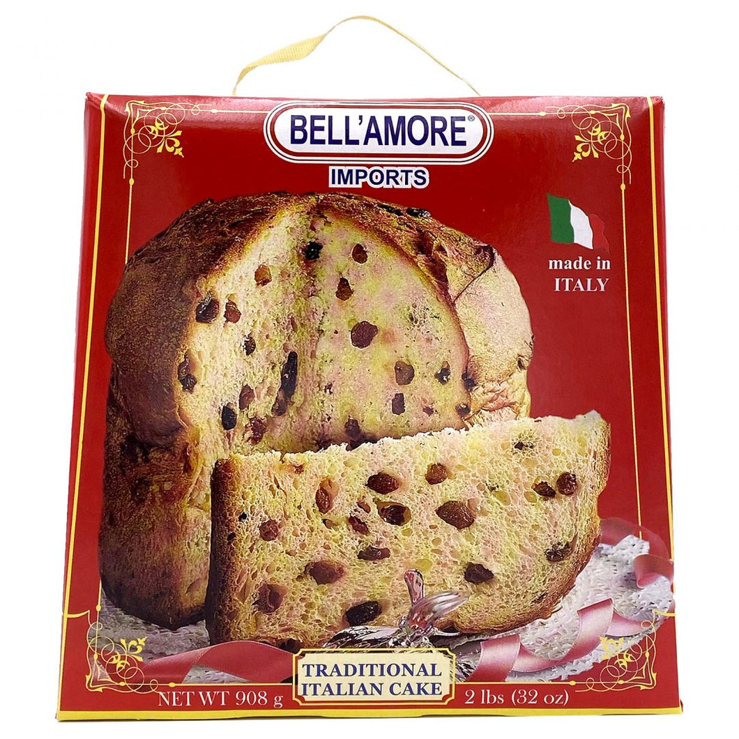 Bell'amore Traditional Italian Cake Product of Italy 2 lb 32 oz