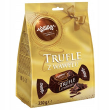 Load image into Gallery viewer, Wawel Trufle Z Wawelu (Chocolate Coated Candies with Rum Flavor) Product of Poland 12.34 oz