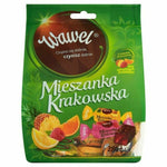 Wawel Mieszanka Krakowska (Chocolate Coated Jelly Sweets) Product of Poland 9.88 oz