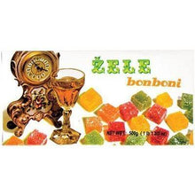 Load image into Gallery viewer, Zele Bonboni (Jelly Candy) Product of Macedonia 500 g