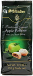 Schlunder Traditional German Apple Pastries Product of Germany 350 g