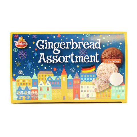 Wicklein Gingerbread Assortment Product of Germany 600 g