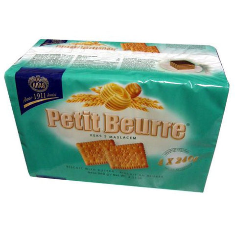 Petit Beurree Biscuit with Butter 2.11 lb
