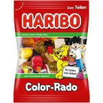 Haribo Color-Rado Gummies Product of Germany 200 g