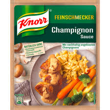 Knorr Feinschmecker Champignon Sauce Product of Germany 37 g