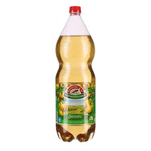 Chernogolovka Dushes Carbonated Drink Product of Russia 67.6 oz (2 l)