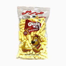 Load image into Gallery viewer, Gusto Pufuleti (Salted Conn Puffs) Product of Romania 85 g