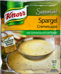 Knorr Spargel Cremesuppe (Asparagus Cream Soup) Product of Germany 58 g