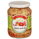 Bende Merinated Mixed Salad Product of Hungary 670 g