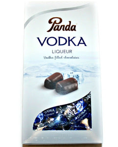 Panda Liqueur Vodka Filled Chocolates Product of Finland 290 g