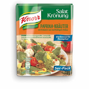 Knorr Paprika Herbs Salad Seasoning Product of Germany 5-Pack