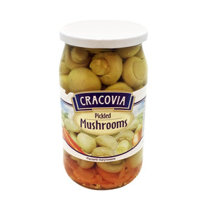 Cracovia Pickled Mushrooms Product of Poland 800 g