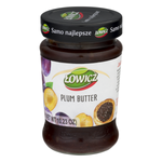 Lowics Plum Butter Product of Poland 10.23 oz