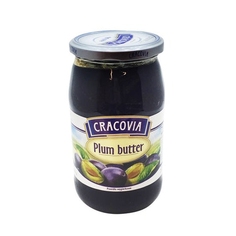 Cracovia Plum Butter Product of Poland 2 lb