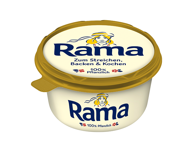 Rama Margarine Product of Germany 17.5 oz