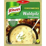 Knorr Krtoffel Steinpilz Suppe (Potato Mushroom Soup)  Product of Germany 58 g