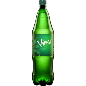 Vinea Grape Flavored Sparkling Water Product of Czech Republic 1.5 l