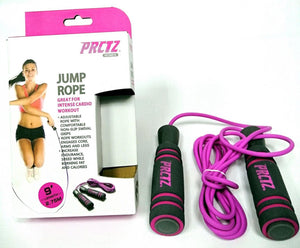 Pink Jump Rope