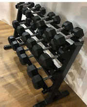 Load image into Gallery viewer, 3-Tier Dumbbell Rack Lite