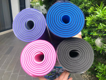 Load image into Gallery viewer, 6mm TPE Yoga Mat
