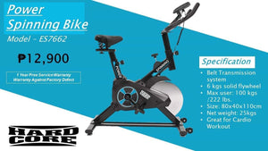 Power Spinning Bike