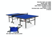 Load image into Gallery viewer, Table Tennis Table