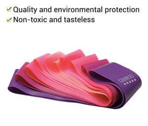 Durable Elastic Resistance Bands