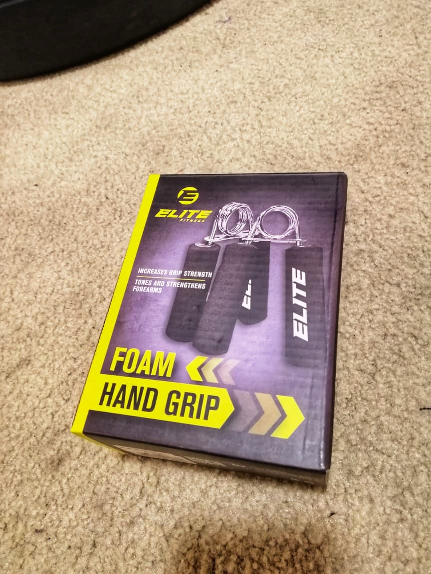 Elite Foam Hand Grip