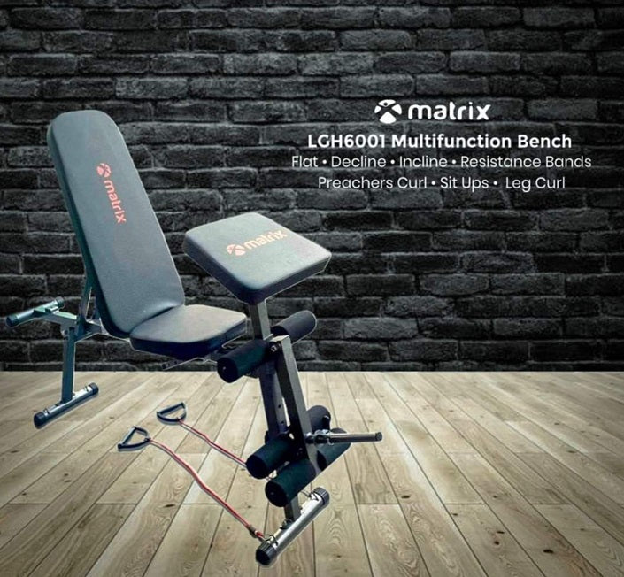 Matrix LGH6001 Multifunction Bench