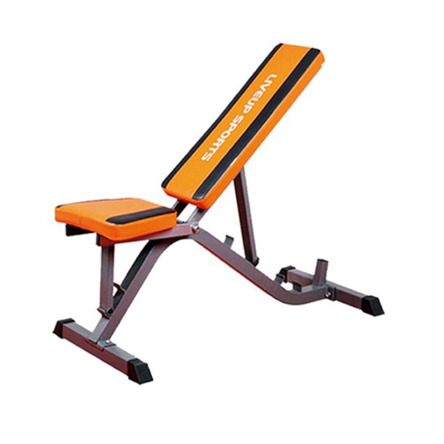 LiveUp Fitness Sit-Up Bench