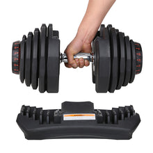 Load image into Gallery viewer, Prospec Adjustable Dumbbell