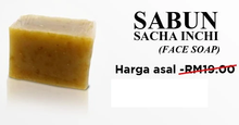 Load image into Gallery viewer, Sacha Inchi Oil soap