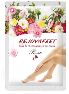 RejuvaFeet™ - Exfoliating Foot Mask (3 Pack)