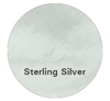 Sterling Silver Hot Tub Colour