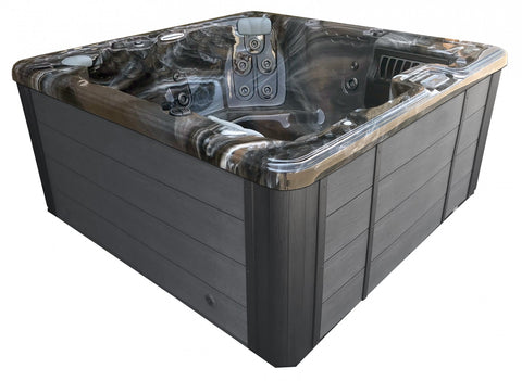 Dallas Lounge Hot Tub - Rigo Hot Tubs