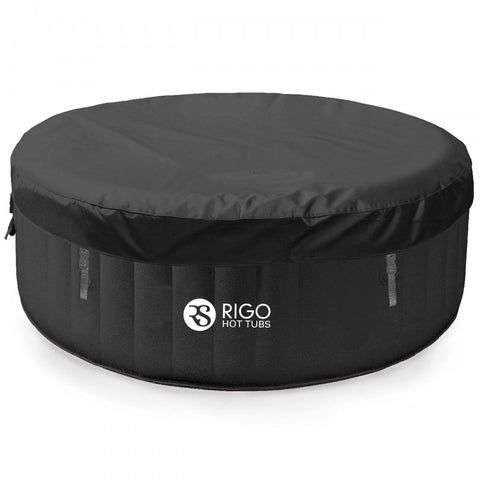 The Rigo Inflatable 6 Person Hot Tub (Delivery 5th of August) - Rigo Hot Tubs