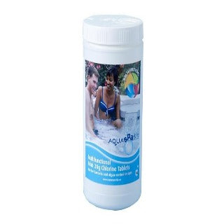 AquaSparkle Spa Multi 20g Chlorine Tablet - Rigo Hot TubsMFTAB201AS
