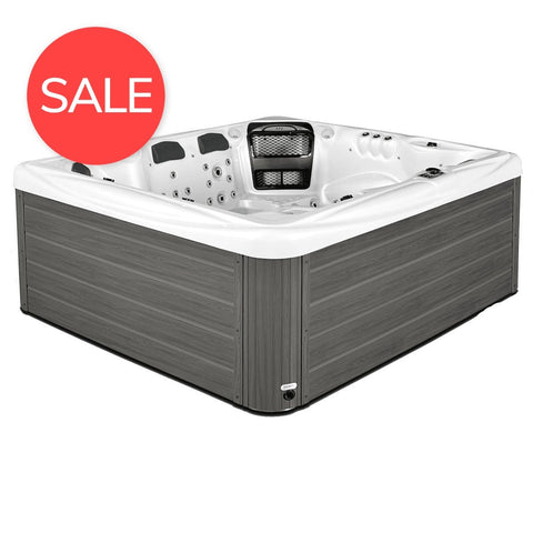 RS three Hot Tub - Rigo Hot TubsRS-three-silver
