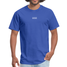 Load image into Gallery viewer, styled. Unisex Short Sleeve Tee - royal blue