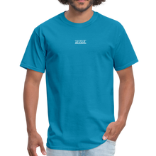 Load image into Gallery viewer, styled. Unisex Short Sleeve Tee - turquoise