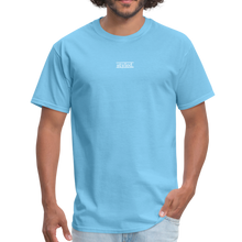 Load image into Gallery viewer, styled. Unisex Short Sleeve Tee - aquatic blue