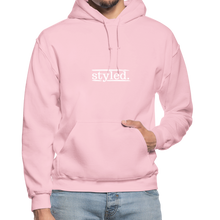 Load image into Gallery viewer, styled. Unisex Hoodie - light pink