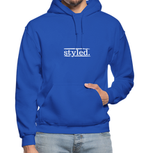 Load image into Gallery viewer, styled. Unisex Hoodie - royal blue